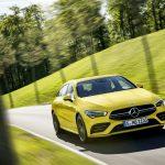 Noul Mercedes-AMG CLA 35 Shooting Brake - Informații și fotografii oficiale (7)