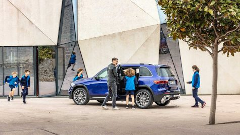 Noul Mercedes-Benz GLB – Informații și fotografii oficiale