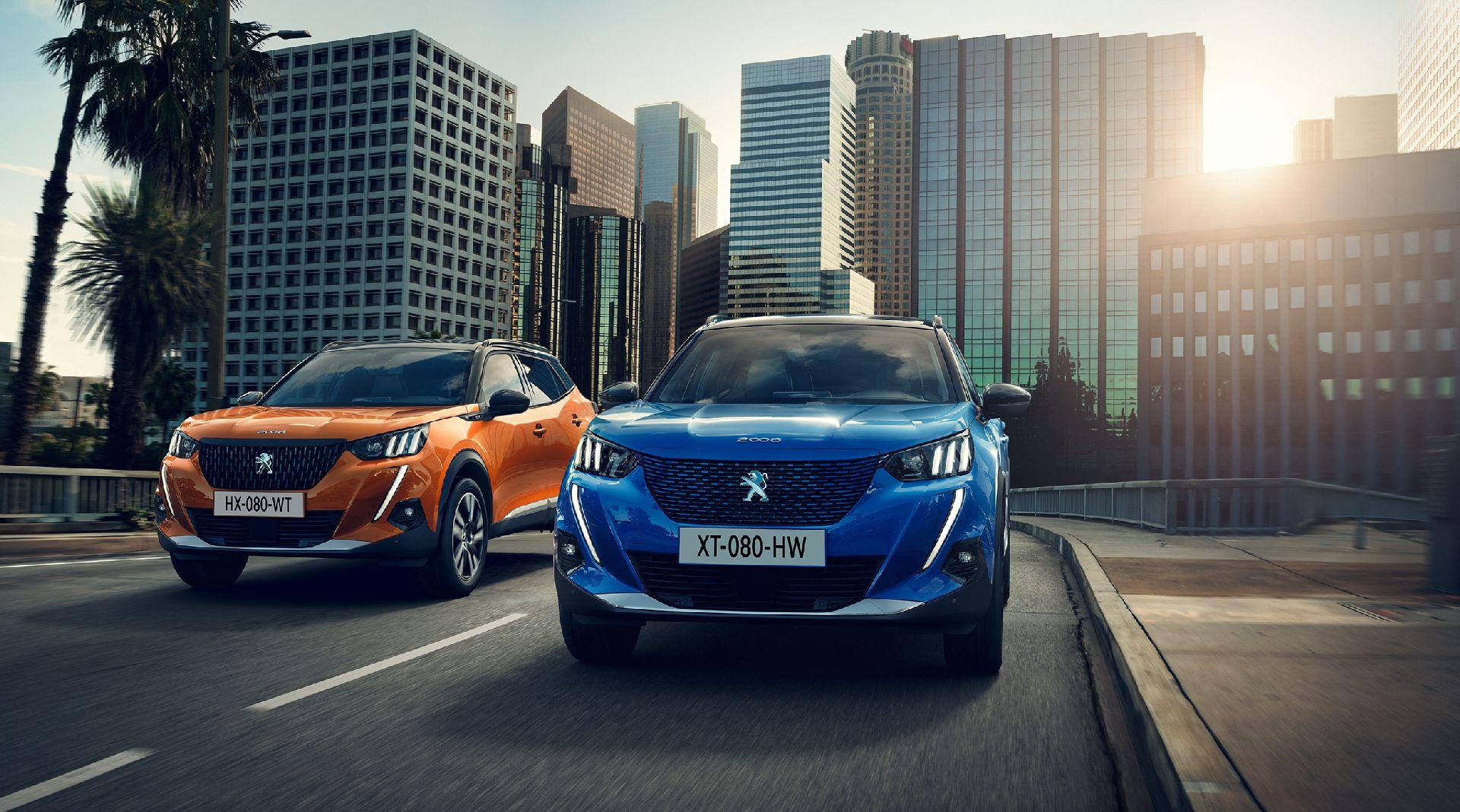 Noul Peugeot 2008