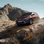 Noul Renault Koleos facelift