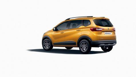 Noul Renault Triber – Cum arată Renault cu motor de Dacia?