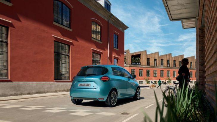 Noul Renault ZOE – Informații și fotografii oficiale