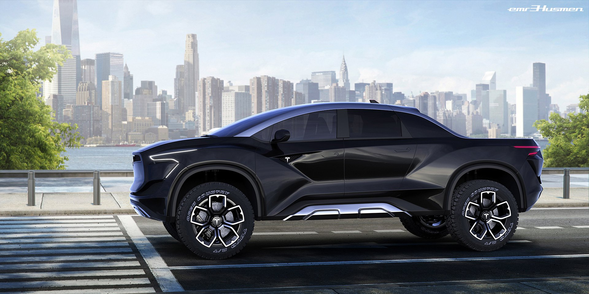 Pick-up Tesla (4)