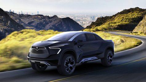 Când va fi dezvăluit primul pick-up Tesla?