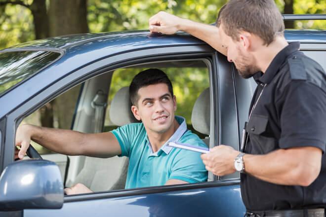 Polițist șofer 2