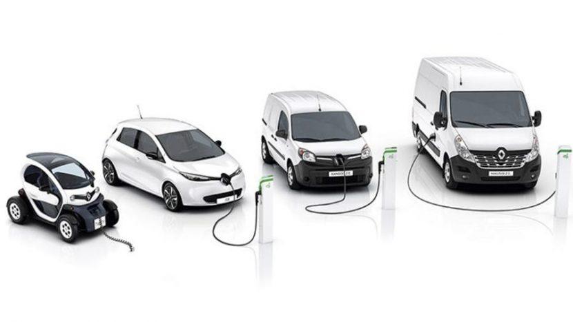 Renault Masini electrice