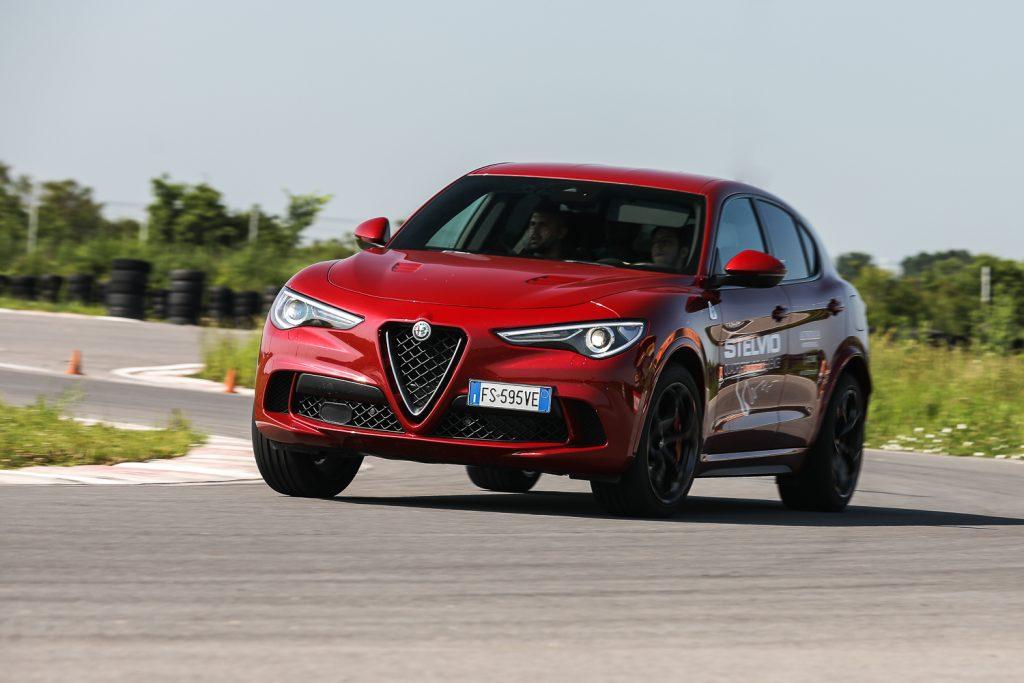 Alfa Romeo track day