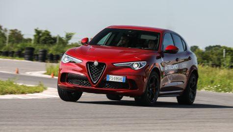 Alfa Romeo track day – asalt pe circuitul Titi Aur