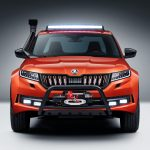 Skoda Mountiaq rival Dacia Duster pick-up (9)