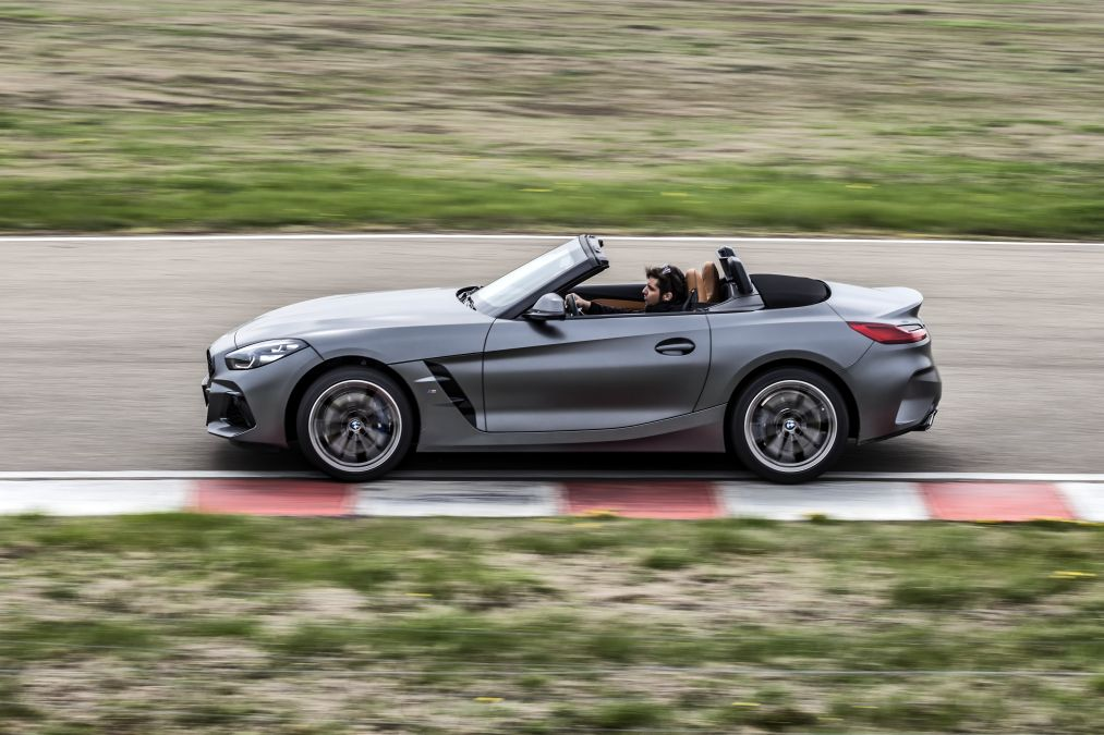 test BMW Z4 M40i