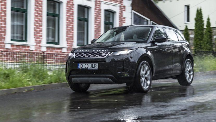 Test drive Range Rover Evoque (1)