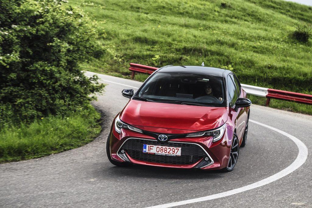 Test drive Toyota Corolla (17)
