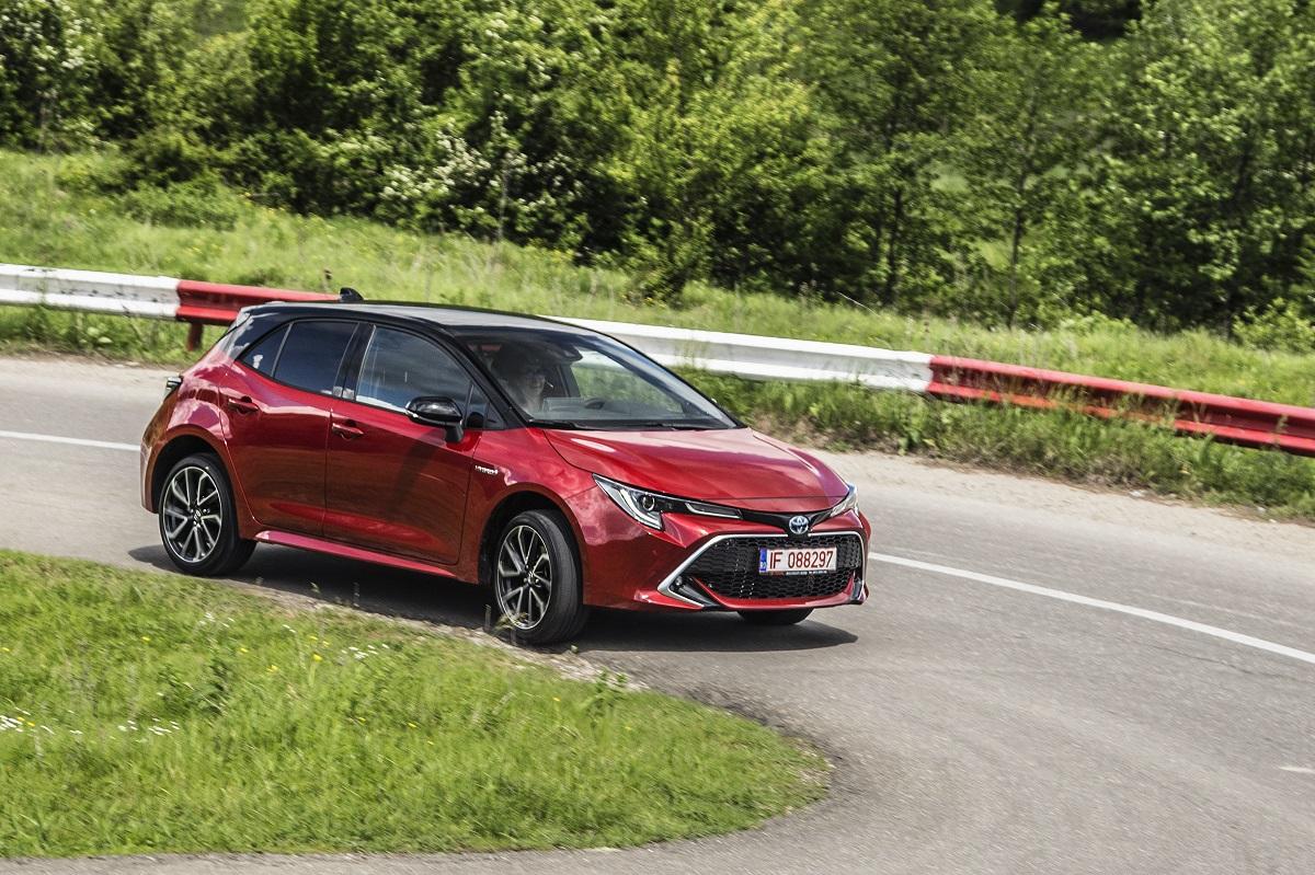 Test drive Toyota Corolla (19)