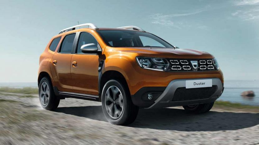 Dacia Duster Spania ieftin