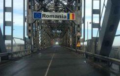 Restricțiile de circulație la podul peste Dunăre de la Giurgiu, PRELUNGITE. Până când?
