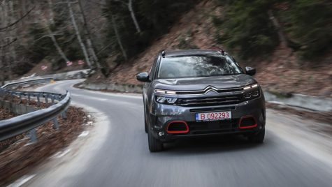 Test Citroen C5 Aircross 1.6 PureTech 180 EAT8