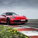 test Porsche 911 Carrera S (1020) 2019
