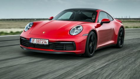 Test Porsche 911 Carrera S Coupe