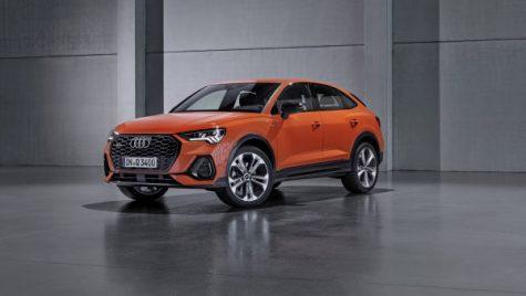 Audi Q3 Sportback – un nou SUV coupe compact