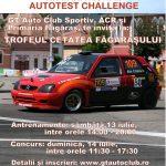 International Autotest Challenge 2019 etapa a III-a Trofeul Cetatea Făgărașului