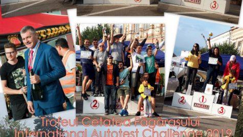 International Autotest Challenge 2019 etapa a III-a  – Trofeul Cetatea Făgărașului