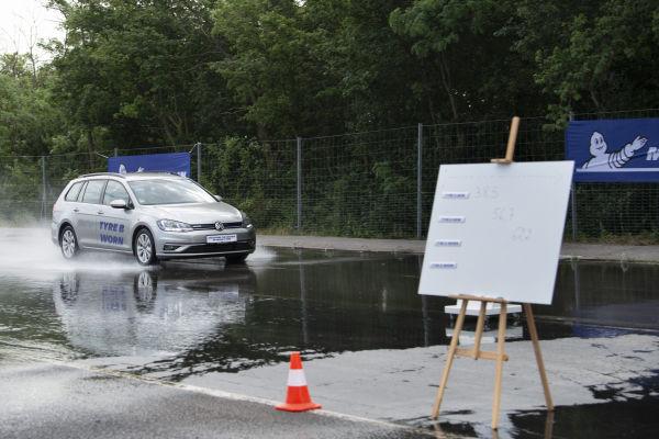 Michelin propune testarea anvelopelor uzate în aceleași condiții ca și anvelopele noi