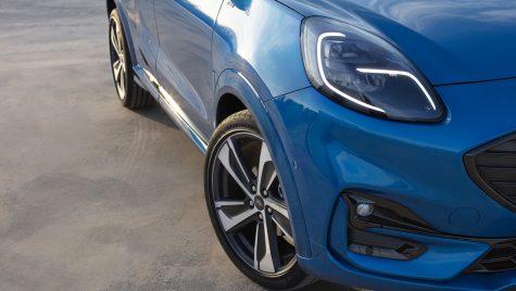 Ford ar putea produce o versiune performantă a modelului Puma
