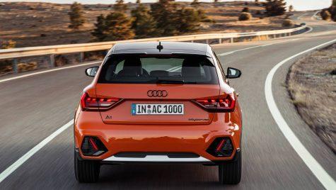 Noul Audi A1 citycarver – Informații și fotografii oficiale