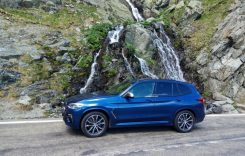 Care este mai frumos? Transalpina sau Transfăgărășan? Un periplu de 1.000 km cu BMW X3 M40i