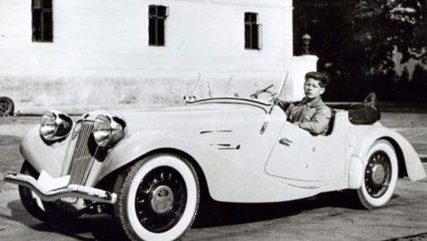 Mașina Regelui Mihai a fost Best of Show la Concursul de Eleganță Sinaia 2019