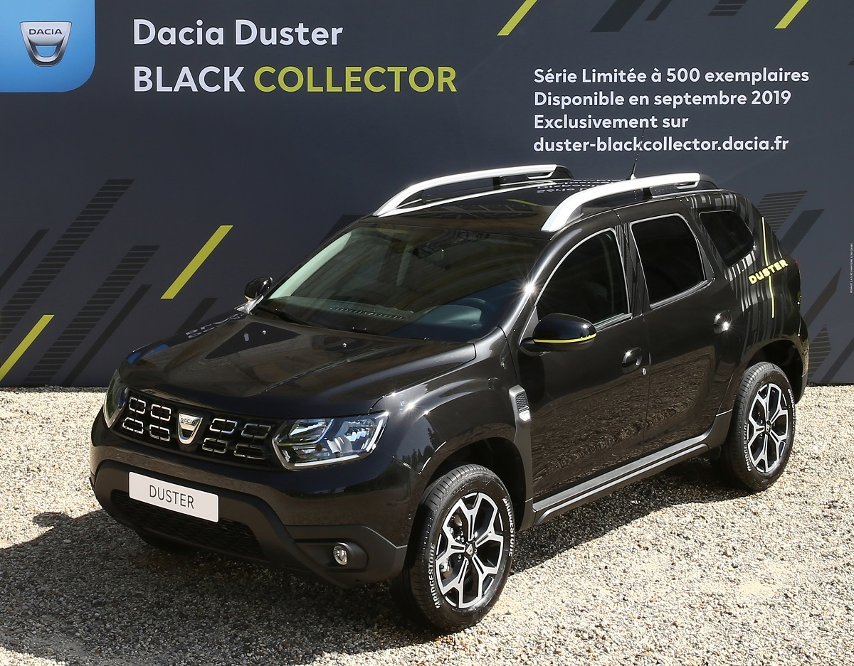 Dacia Duster Black Collection (10)