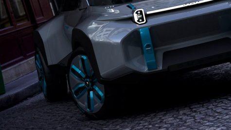 Dacia Duster din viitor. SUV-ul românesc arată ca un OZN!