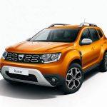 Dacia Duster si Renault Captur
