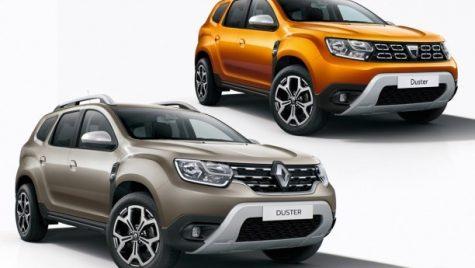 Dacia Duster și Renault Duster – Care sunt diferențele?