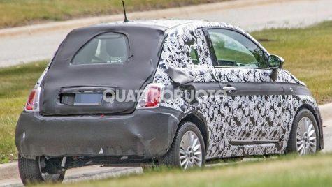 Fiat 500 electric în teste. Când poate fi comandat?