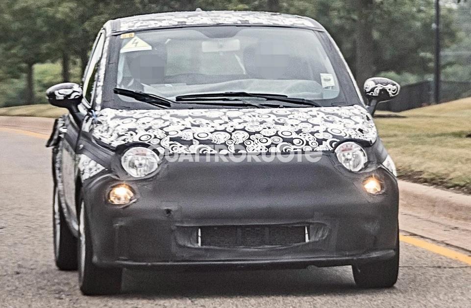 Fiat 500 electric 3