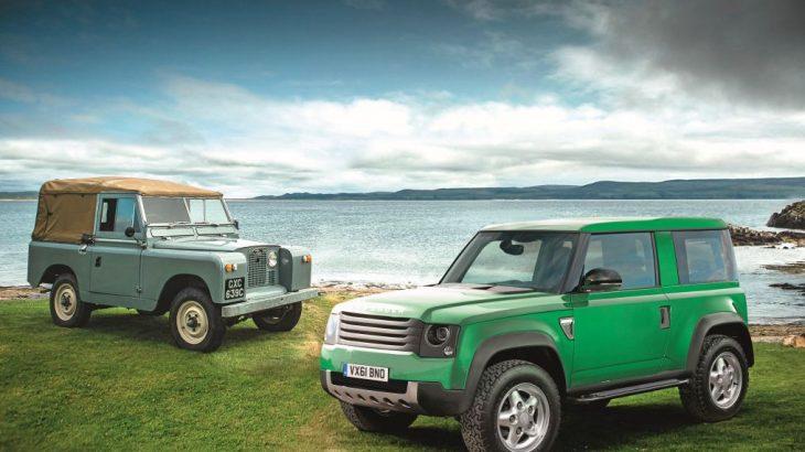 Exclusiv: Noul Land Rover Defender vine la Frankfurt