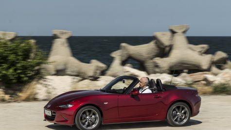 Test drive Mazda MX-5 – Cine te crezi?