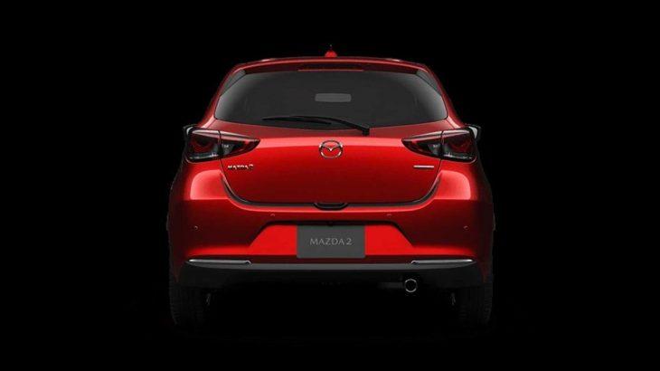 Noua Mazda2 facelift – Informații și fotografii oficiale