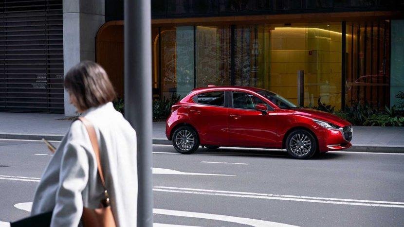 Mazda2 facelift (2)