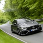 Mercedes-AMG CLA 45 4MATIC+ Shooting Brake (1)