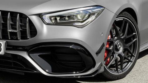 Noul Mercedes-AMG CLA 45 4MATIC+ Shooting Brake – Informații și fotografii oficiale