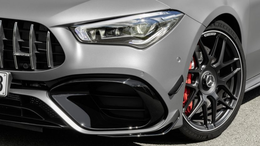 Mercedes-AMG CLA 45 4MATIC+ Shooting Brake (20)