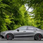 Mercedes-AMG CLA 45 profil
