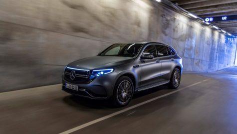 Cât costă noul Mercedes-Benz EQC în România?
