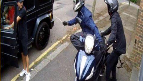 Fotbalist celebru, atacat în Londra. L-a salvat un coleg!