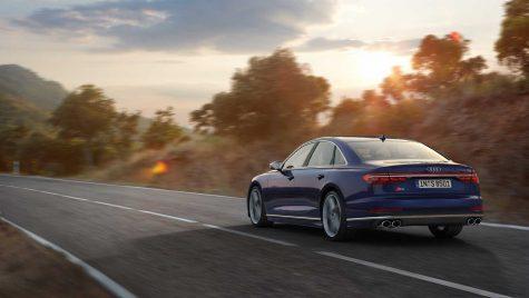 Noul Audi S8 – Informații și fotografii oficiale