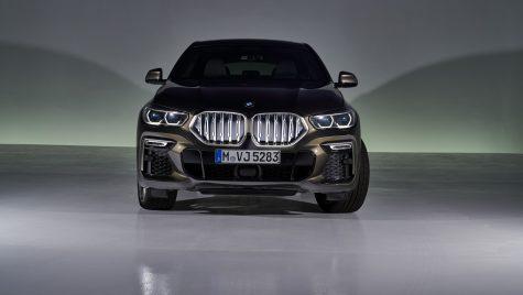 Noul BMW X6 – Informații și fotografii oficiale