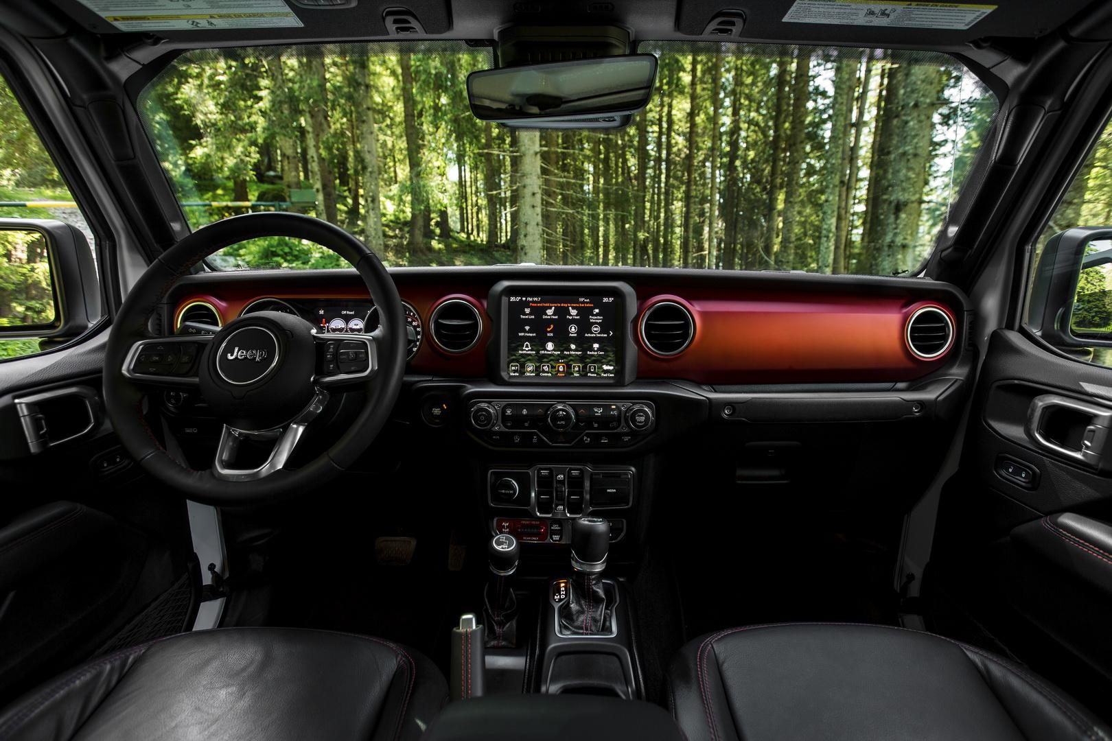 Noul Jeep Gladiator (12)