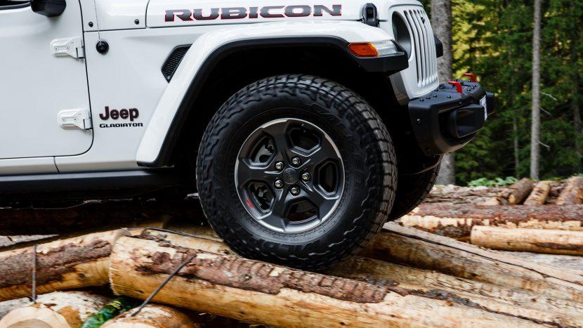 Noul Jeep Gladiator (2)